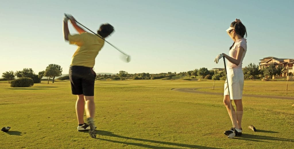 girls like golfers