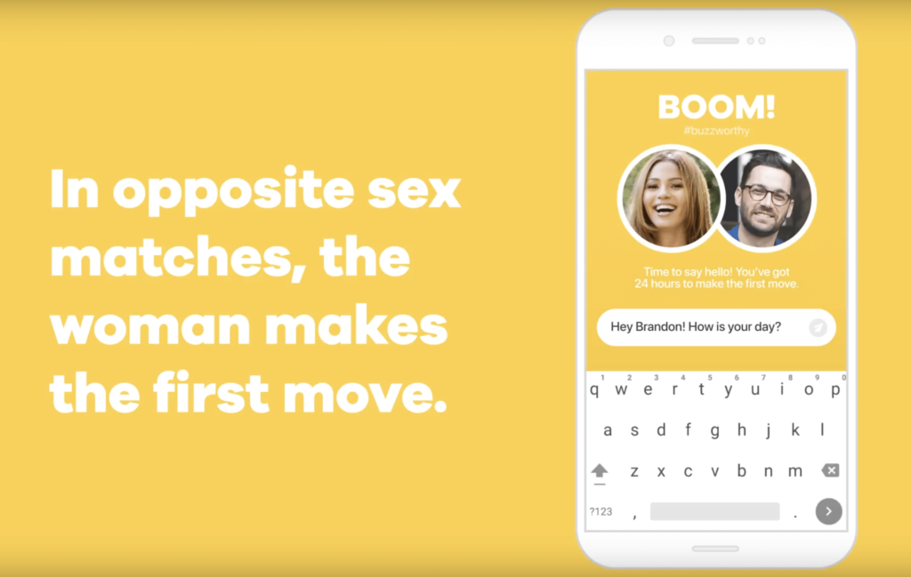 how does bumble work for women