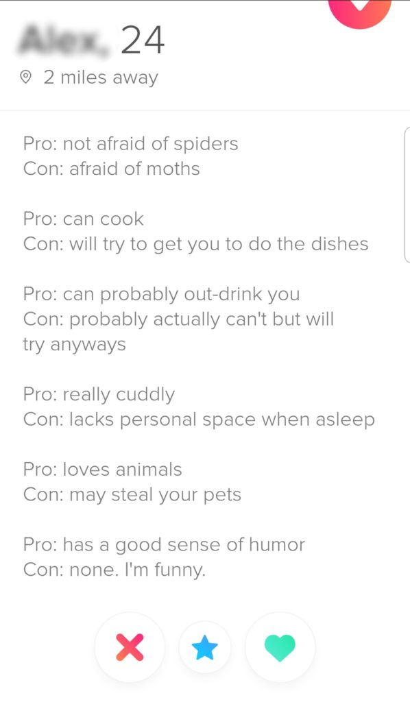15 Best Tinder Bios Examples (For Guys & Girls!) — DatingXP