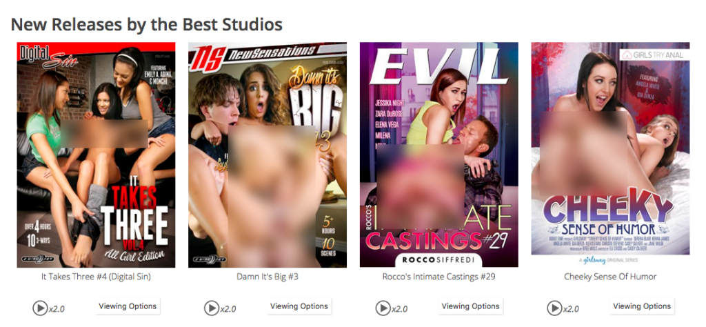 Adult Movies On Demand