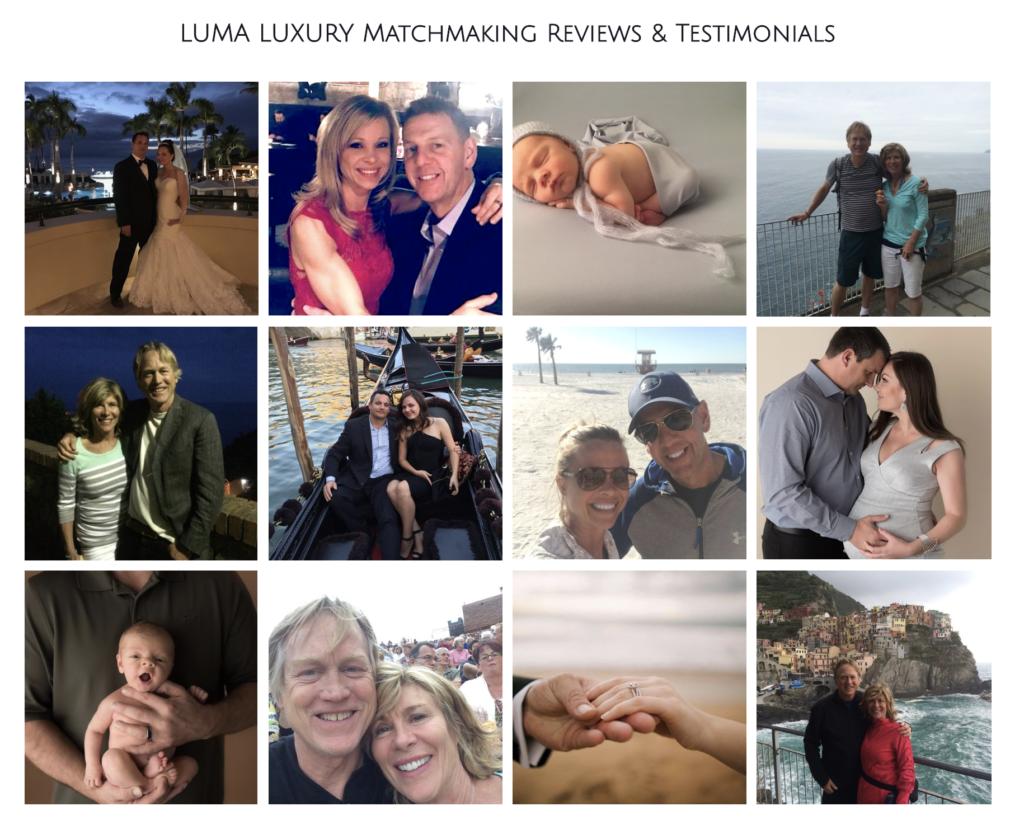 LUMA LUXUY MATCHMAKING REVIEWS