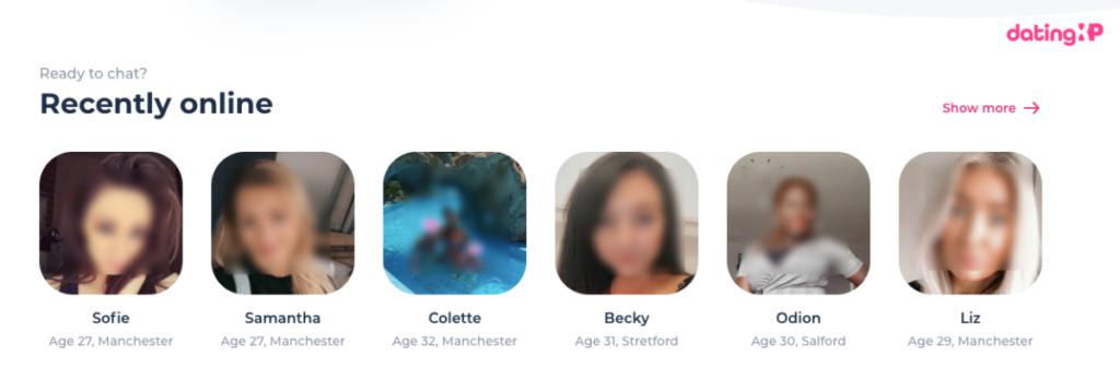 matches on match.com