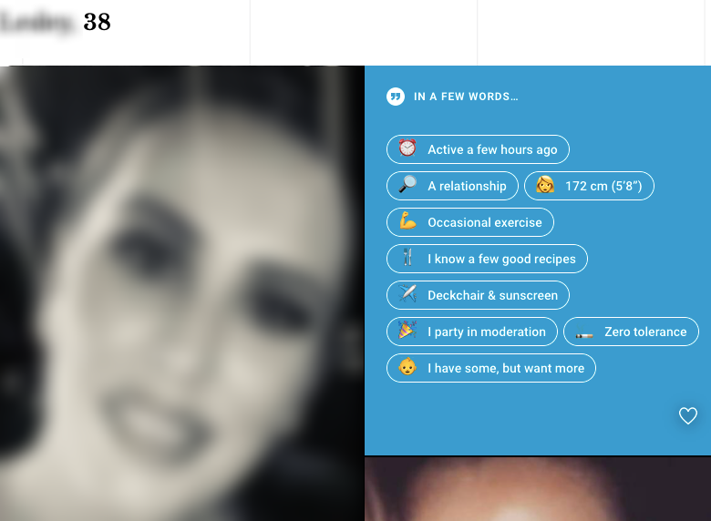 happn profile example 1